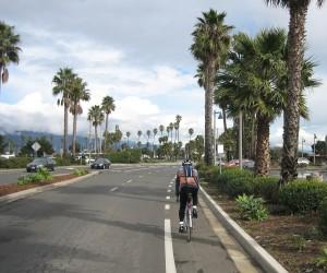 Santa Barbara on a spring 300K