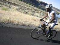 Vincent and I did our first 1200K in 2008 (Last Chance Colo.). Last year he set a new RUSA mileage record. He has one iron butt and a HUGE smile.