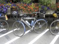 Various bike types