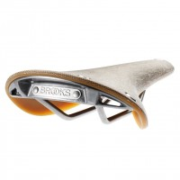 Brooks Cambium. Half old school and half modern.