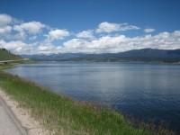 Granby Lake view.