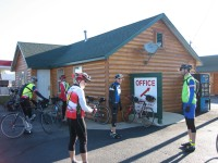 Walden Checkpoint and 2nd Breakfast.