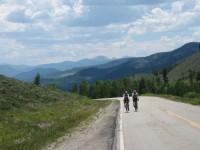 Willow Creek Pass Climb