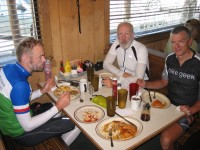 2nd Breakfast at Vern's in LaPorte.