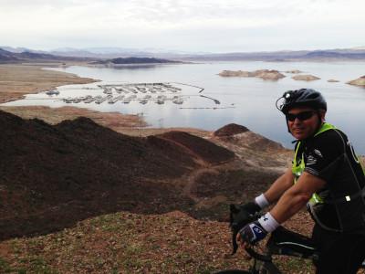 Dan Tuchner & Lake Mead.