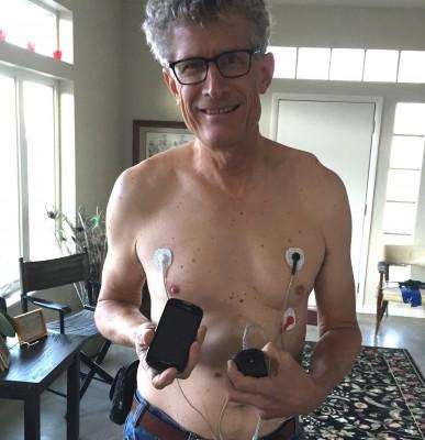 30-day heart monitor gear
